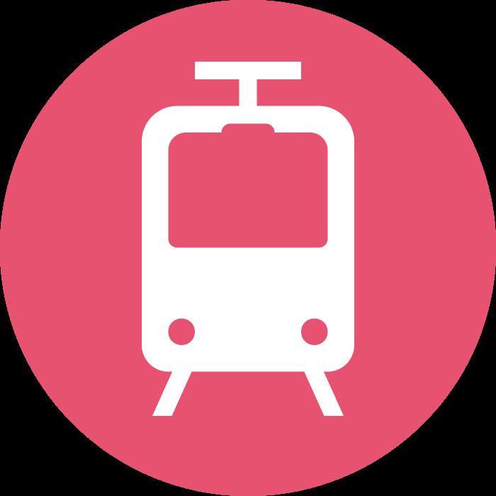 Accès tramway